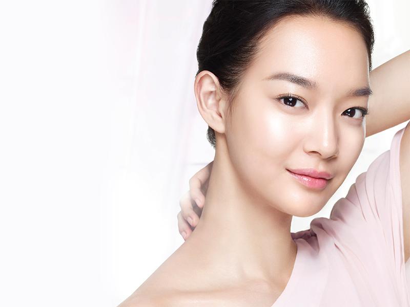 Shin Min-a Korean Skin