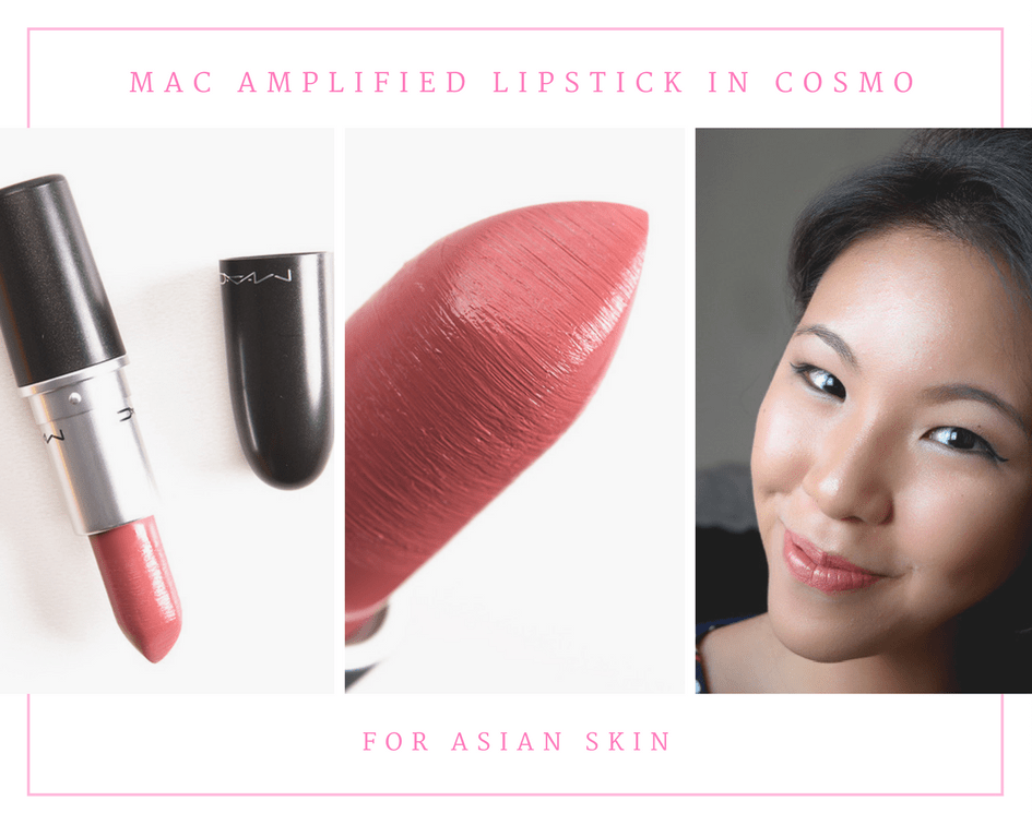 MAC Amplified Lipstick in Cosmo
