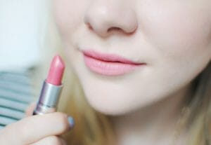 MAC Light Pink Lipstick