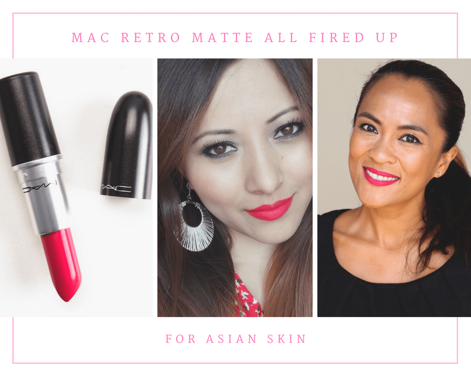 MAC Retro Matte All Fired Up