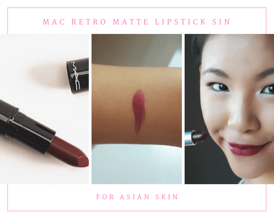 Top Best MAC Lipstick Color for Asian Skin - Women's Group for Make-Up  UM33