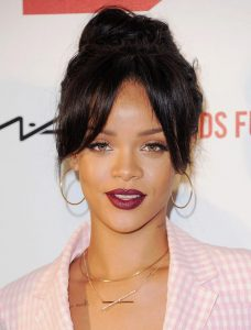 Riri Wears MAC Dark Side