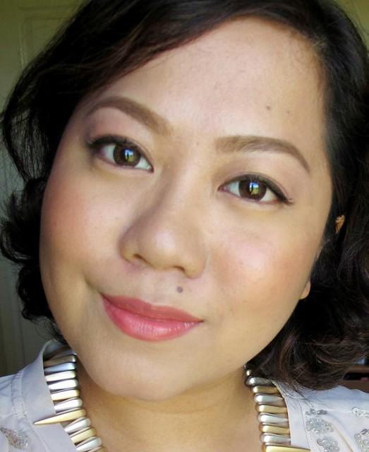 MAC See Sheer on Asian Skin