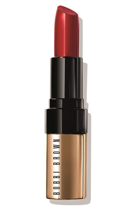Bobbi Brown Luxe Lip Color Parisian Red