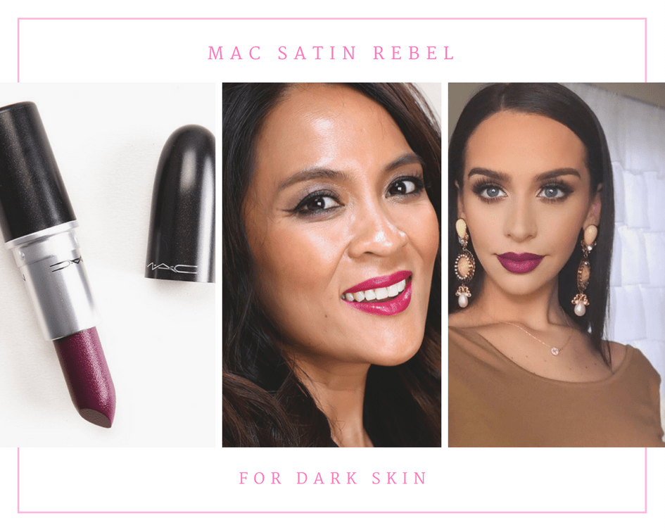 MAC Satin Rebel