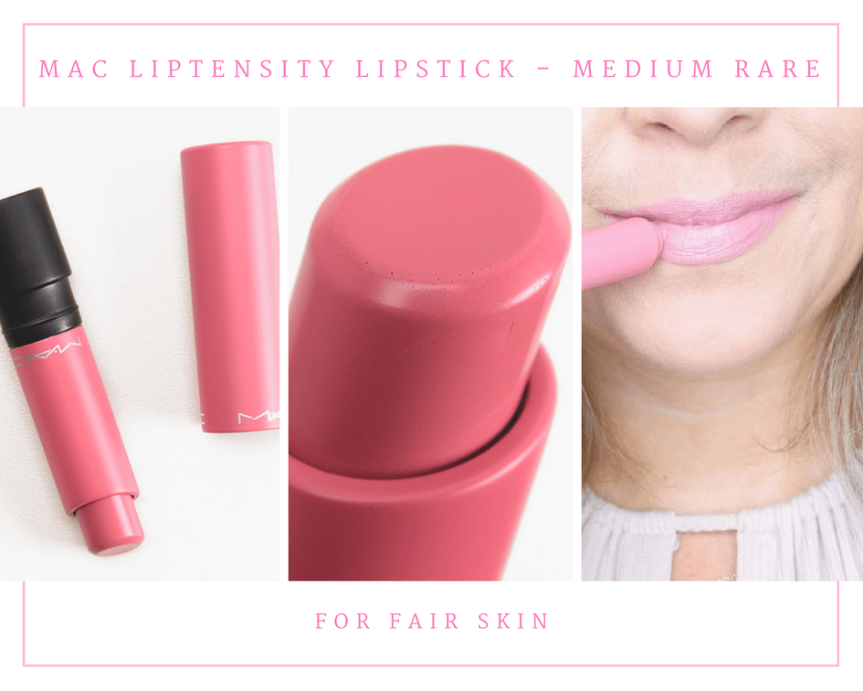 MAC Liptensity Lipstick – Medium Rare