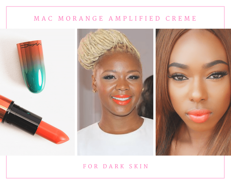 MAC Morange Amplified Creme