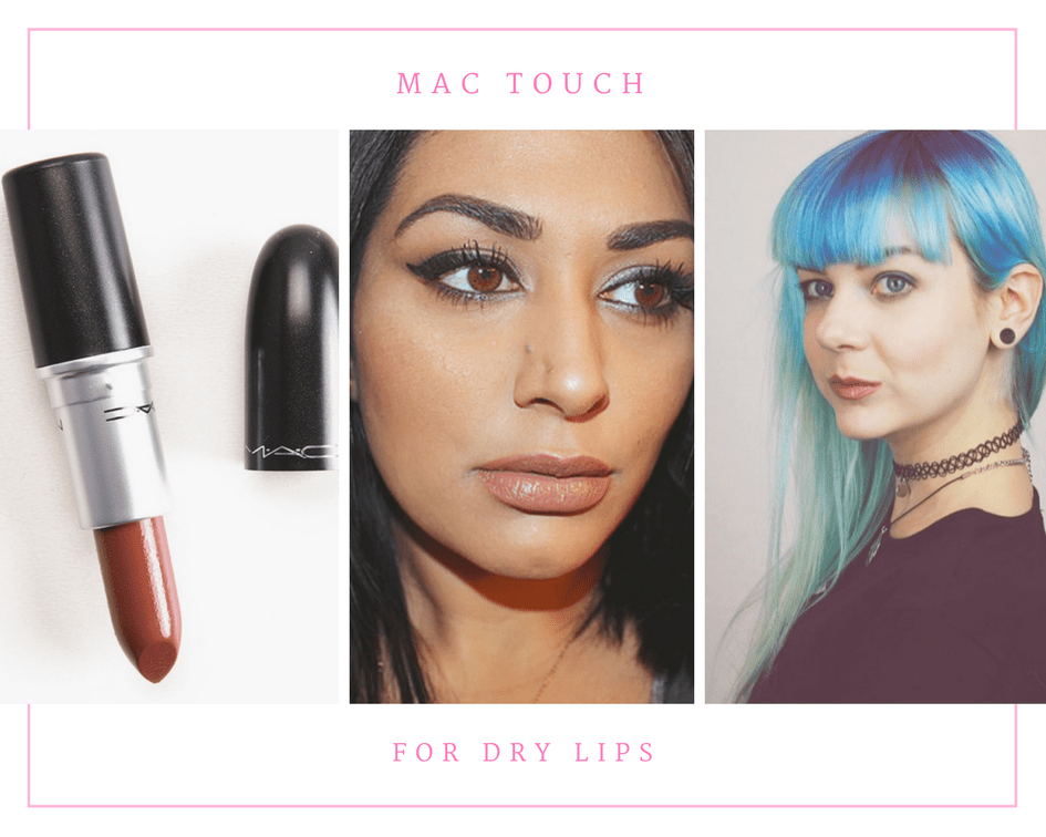MAC Touch Lipstick for Dry Lips
