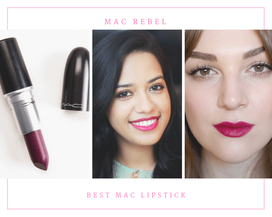 MAC Rebel - Best MAC Lipstick