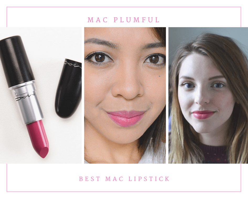 Try this MAC Plumful lipstick for summer!
