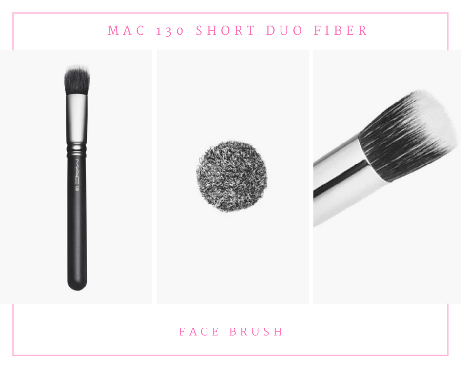 MAC 130 Short Duo Fiber