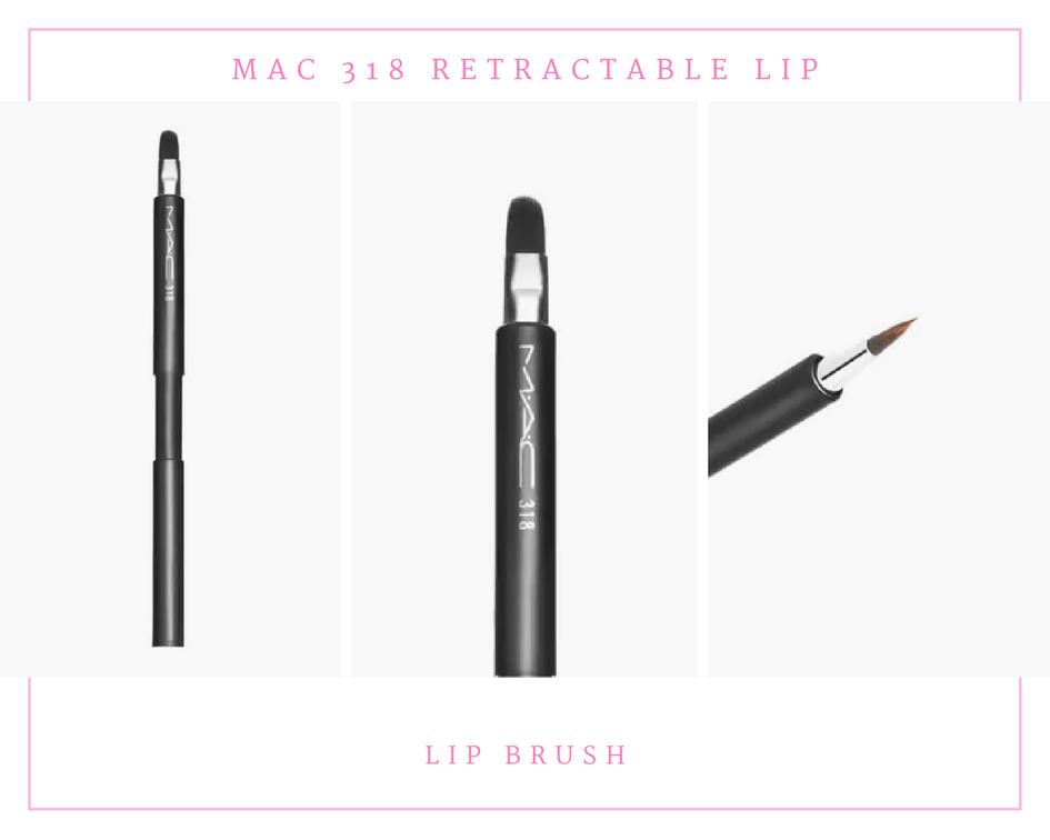 MAC 318 Retractable Lip