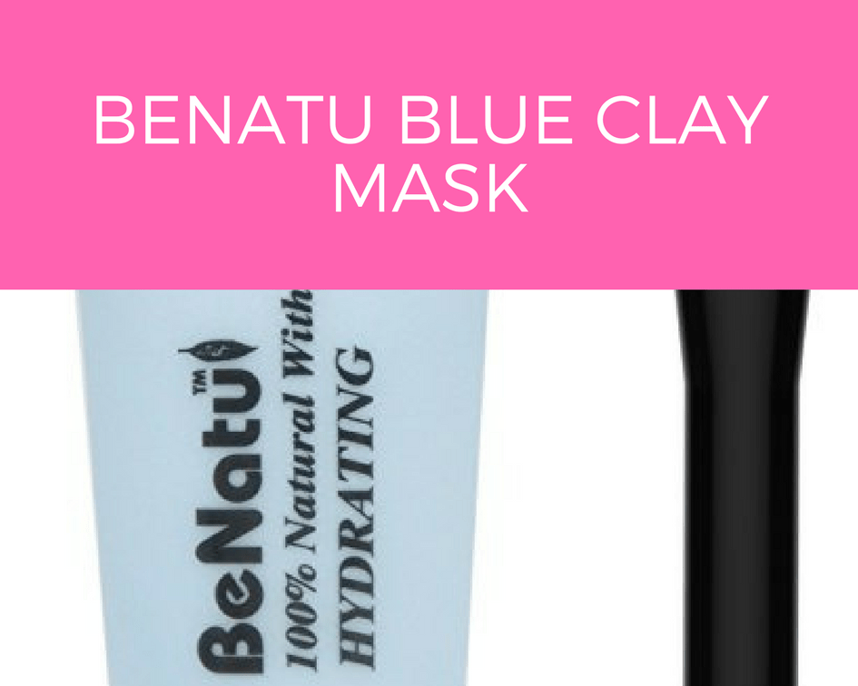Benatu Blue Clay Mask