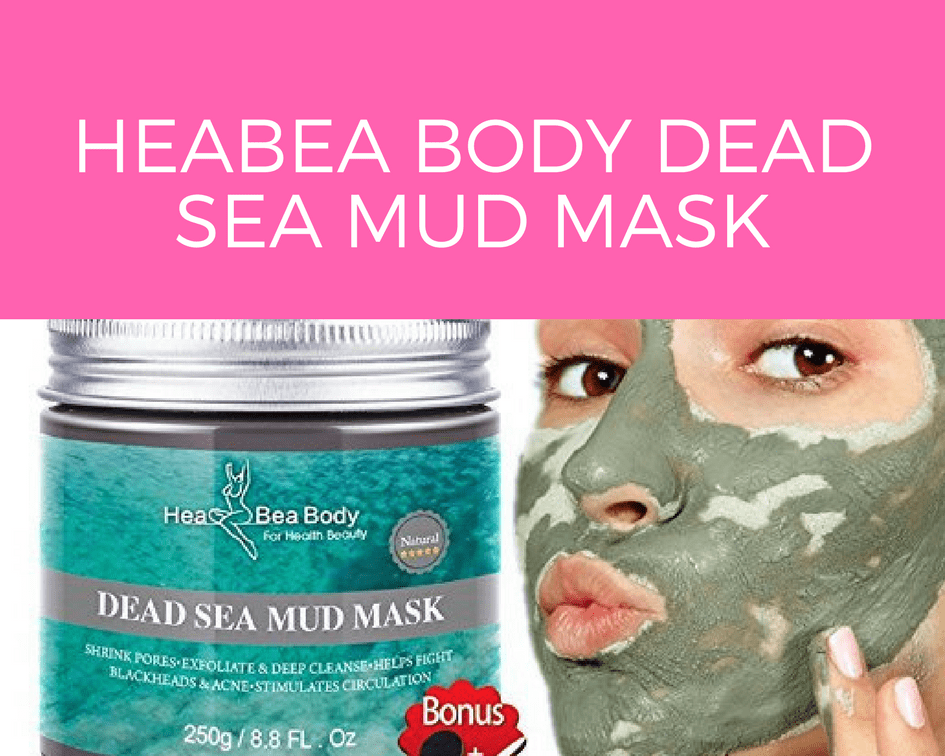 HeaBea Body Dead Sea Mud Mask