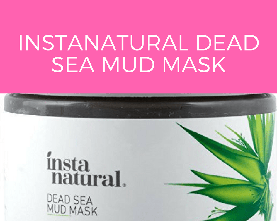 InstaNatural Dead Sea Mud Mask