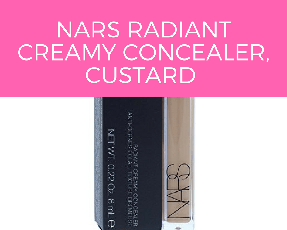 NARS Radiant Creamy Concealer Custard